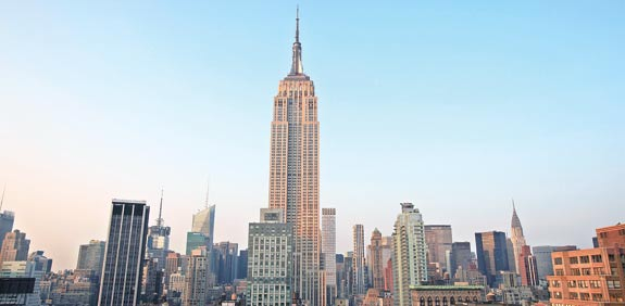 """נדל""""ן בניו יורק: מה שוויו של """"האמפייר סטייט בילדינג""""?"""